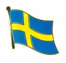 Flaggen Pin Fahne Schweden Anstecknadel Flagge