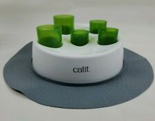 Catit Senses 2.0 Digger for Cats Interactive Stimulating Kitty Cat Feeder Dish