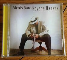 Alexis Baro Havana Banana CD Groove United Recs (New & Sealed)