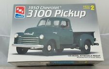 AMT Ertl 1950 Chevy 3100 Pickup Truck 1/25 Model Car Kit
