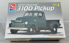 AMT Ertl 1950 Chevy 3100 Pickup Truck 1/25 Model Car Kit
