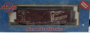 Atlas 9724 O Great Northern 40' 1937 AAR Double Door Box Car #3249 [2Rail] NIB