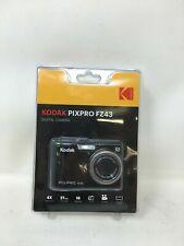 Kodak Pixpro FZ43, Digital Camera, Black