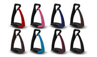 BRAND NEW IMPROVED FreeJump Stirrups Soft Up Pro + ALL COLOURS FREE DELIVERY