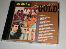 60 'S AMERICAN GOLD CD MIT GARY PUCKETT TOMMY ROE THE PLATTERS FATS DOMINO ...