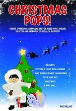 Natale Pop VOCAL CORALE Imparare Cantare suonare POP Babbo Natale Baby PIANOFORTE MUSICA LIBRO