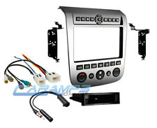 2003-2007 MURANO CAR STEREO RADIO DASH TRIM BEZEL KIT W BOSE AMP WIRING HARNESS