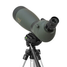 Nipon 25-125x92 Spotting scope con una grande Treppiede. bird-watching & NUVOLE