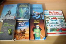 BÜCHERPAKET für Kinder/Jugendliche - 7 Stück - dicke, schwere Bücher !