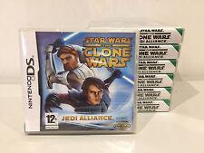 Star Wars: The Clone Wars – Jedi Alliance Nintendo DS BRAND NEW SEALED