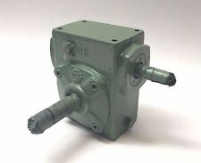 MMTC Model LIM-40 Right-Angle Gear Head Motor Speed Reducer 70:1 Ratio