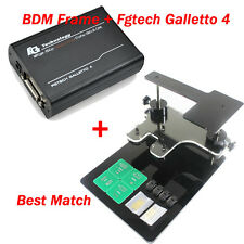 OBD2 TOOL Best Match Fgtech Galletto Master V54 OBD2 Chip Tuning +BDM Frame Work