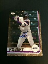2019 Topps Pro Debut Luis Robert Gold Auto #'d 18/50 SSP. Rare, Invest!!