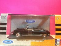 WELLY SUPERBE CITROEN DS 19 CABRIOLET 1/36??? NEUF BOITE M4