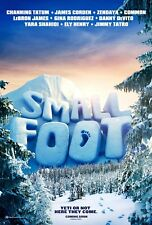 Smallfoot Movie Poster (24x36) - Zendaya, Channing Tatum, James Corden v2