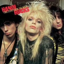 Two Steps From The Move - 2 DISC SET - Hanoi Rocks (2015, CD NEUF)