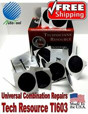Xtra Seal Tech Resource Universal Combination Tire Plug Patch Repair TI603 USA
