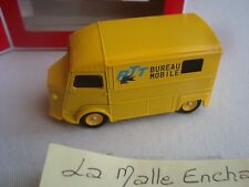 NEW 1/64 3-INCHES CITROEN TUBE HY LA POSTE PTT BUREAU MOBILE NOREV