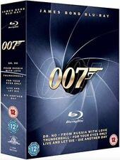 007 James Bond Classic Collection ( 6 Discs) Blu-Ray Boxset