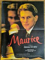 Plakat Maurice James Ivory James Wilby Hugh Grant Rupert Graves 40x60cm