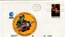 1977 Meteosat Programme ESA Satellite Meteorological Cap Canaveral SPACE USA SAT