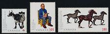 Canada 2522,24i,25i MNH Art, Joe Fafard, Horse, Cow