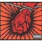 Metallica - St. Anger (Parental Advisory, 2003) cd + dvd digi-package