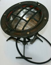 Vintage Solid Bronze Heavy Duty Underwater Fountain Pond Waterfall Light - 500 W