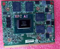 Dell Precision M7520 M7510 Nvidia Quadro M2200M N17P-Q3-A1 GDDR5 4GB Video Card