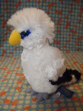 "Chester Zoo white Bird Soft Toy 11"" approx"