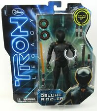 "New Sealed Spin Master Disney Tron Legacy Series 1 Deluxe 7"" Rinzler 2010"