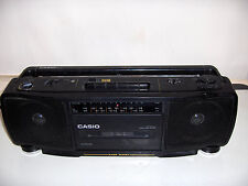 Casio Cp50 Am Fm Radio Cassette