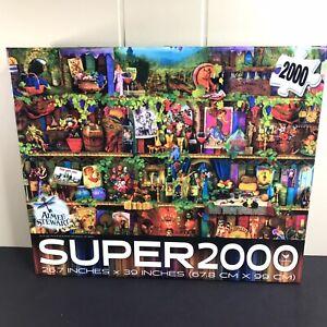 Super 2000 Piece Jigsaw Puzzle Aimee Stewart by Cardinal Wine Theme