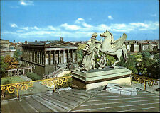 BERLIN Ost Hauptstadt DDR Postkarte 1974 National-Galerie Gebäude East-Germany