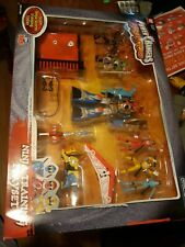 New In Box 2003 Power Rangers Ninja Storm Ninja Training Playset