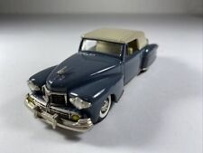 A380 Collectors Classic 1:43 LINCOLN CONTINENTAL 1946 MADE IN ARGENTINA METALL