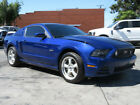 2014 Ford Mustang GT 2014 Ford Mustang Salvage Title Damaged Vehicle Priced To Sell!! Won\'t Last L\@\@K