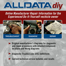 ALLDATA 1 Vehicle 1 Year ALLDATA Subscription AD100455