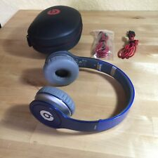 Authentic Beats by Dr. Dre Solo Wireless Headband Headphones - Blue