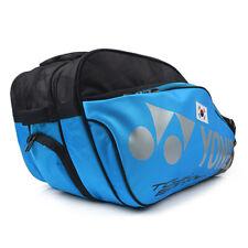 Yonex Badminton Tennis Squash 3 Packs Racket Backpack Blue Bag Nwt Bag9829Ex