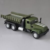 Military Truck Metal Model 1:43 Scale Die Cast Military Vehicles Collectible Toy