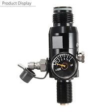 Paintball 4500psi HPA High Compressed Air Tank Regulator Valve 2200psi Output