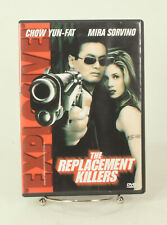 The Replacement Killers Used  DVD  MC4A