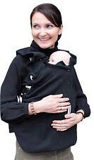 manduca MAM Cold Weather Cover Schalkragen Babytrage Bauchtrage One Size