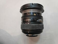 Sigma 10-20mm 1:4-5.6 DC HSM EX lens ultra rare as is woow