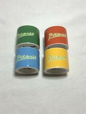 "Picasso ""Lines� Tableware Napkin Rings Set Of 4"