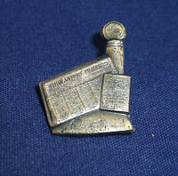 "The Antique Trader and National Directory, Pin, 3/4"" x 1"""