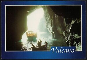 AA0502 Messina - Province - Volcano - Islands Aeolian - Cave Of Horse