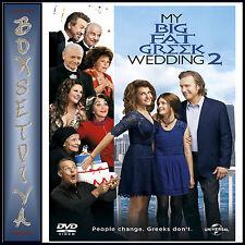 MY BIG FAT GREEK WEDDING 2 -  Nia Vardalos & John Corbet *BRAND NEW DVD**