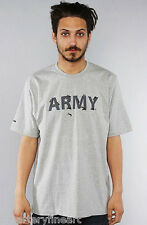 'Army Ant Tee' T-Shirt by Play Cloths (Clipse) Streetwear Men's L Gray **NEW**